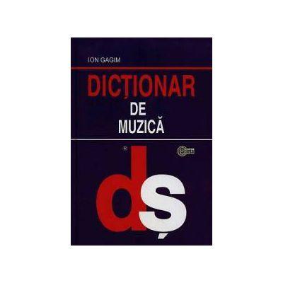 Dictionar de muzica (cartonat)