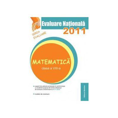 Evaluare Nationala 2011 - Matematica