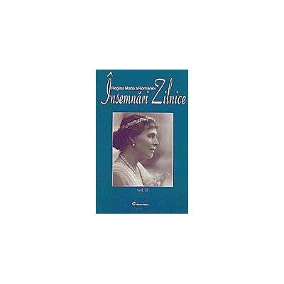 Însemnări Zilnice, vol. II (ianuarie 1920 - decembrie 1920)