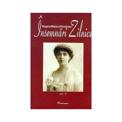 Însemnări Zilnice, vol. V (1 ianuarie - 31 decembrie 1923)