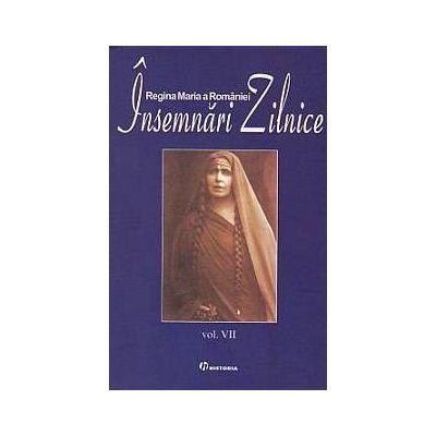 Însemnări Zilnice, vol. VII (1 ianuarie - 31 decembrie 1925)