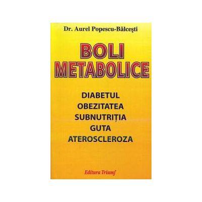 Boli metabolice