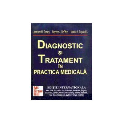 Diagnostic şi tratament in practica medicală