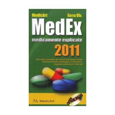 MedEx: Medicamente explicate 2011