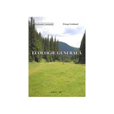 Ecologie naturala