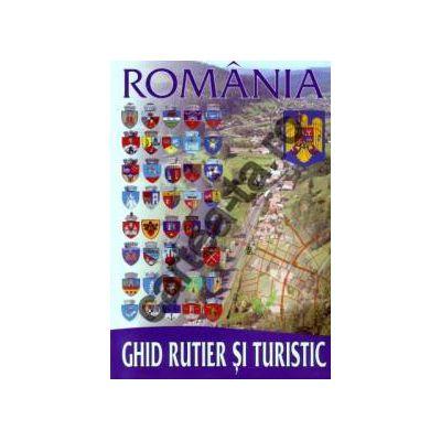 România - Ghid rutier şi turistic