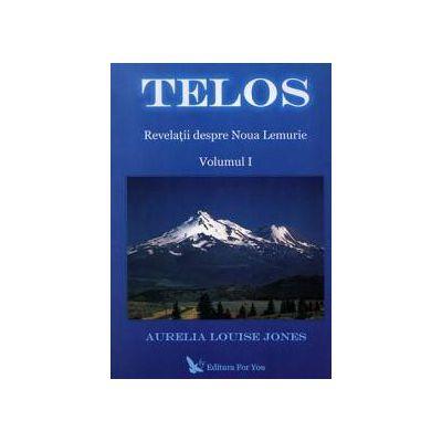 Telos - 3 volume ~ revelaţii despre Noua Lemurie ~