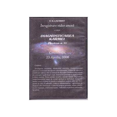 DVD Diagnosticarea Karmei partea a 11