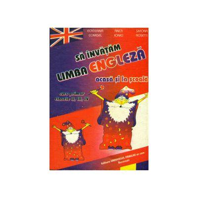 Sa invatam limba engleza