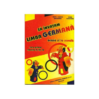 Sa invatam limba germana