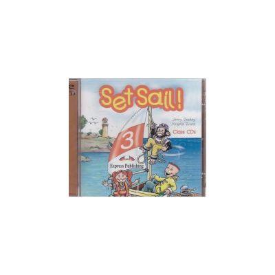 Set Sail 3 Class CDs