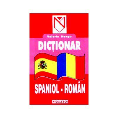 Dictionar spaniol roman