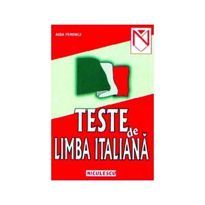 Teste de Limba Italiana