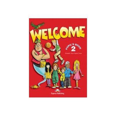 Welcome 2 - Manualul elevului