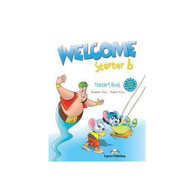 Welcome Starter B - Manualul profesorului