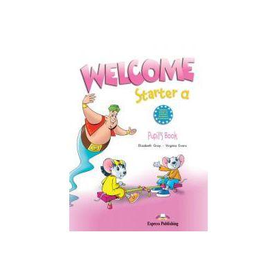 Welcome Starter - Manualul elevului