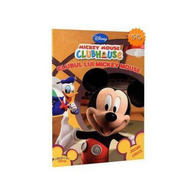 Clubhouse - Aventuri cu Mickey