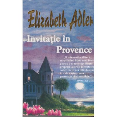 Invitatie in Provence