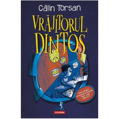 Vrajitorul dintos - Calin Torsan