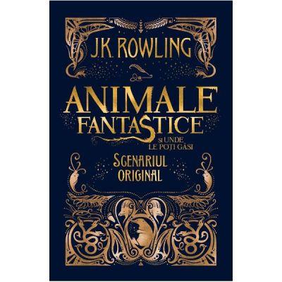 Animale fantastice si unde le poti gasi, Scenariul original - J. K. Rowling