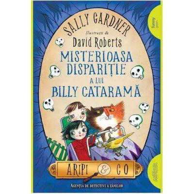 Aripi & Co (#3). Misterioasa dispariție a lui Billy Cataramă | paperback