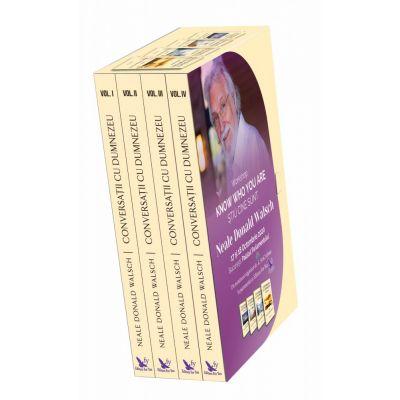 Conversații cu Dumnezeu, volumele I-IV - Walsch Neale Donald