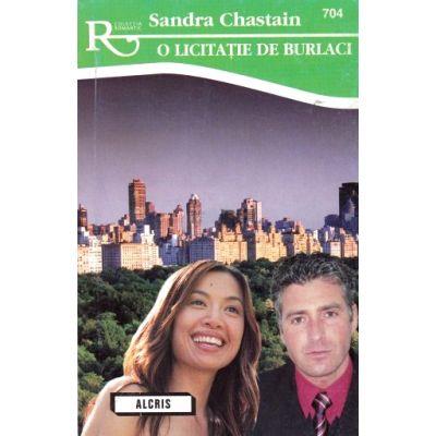 O licitatie de burlaci - Sandra Chastain