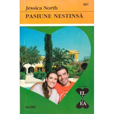 Pasiune nestinsa - Jessica North
