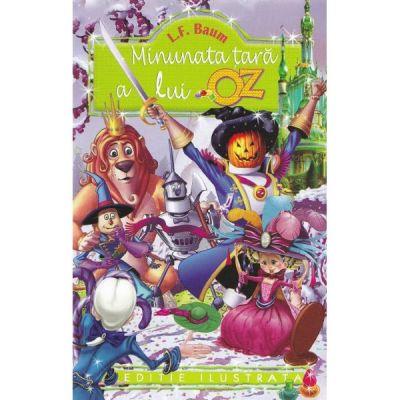 Minunata tara a lui Oz - L. F. Baum
