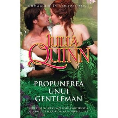 Propunerea unui gentleman - Julia Quinn