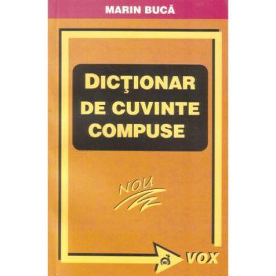 Dictionar de cuvinte compuse Marin Buca