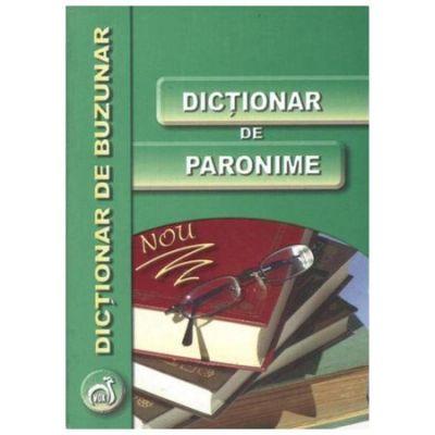 Dictionar de paronime de buzunar - Nicolae Felecan