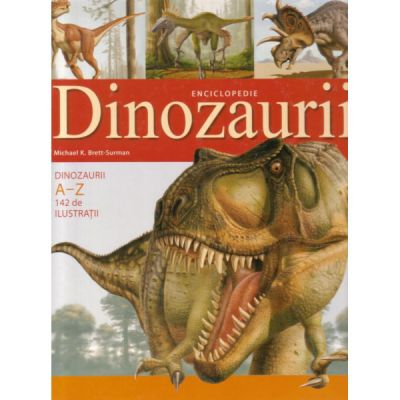 Dinozaurii Enciclopedie