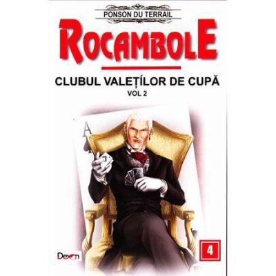 Rocambole 4: Clubul valetilor de cupa vol. 2 - Ponson du Terrail