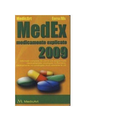MedEx 2009 (medicamente explicate)