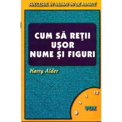 Cum sa retii usor nume si figuri - Succesul in numai 60 de minute - Harry Alder