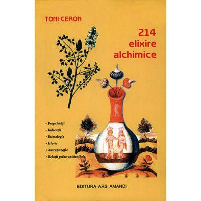 214 elixire alchimice Toni Ceron