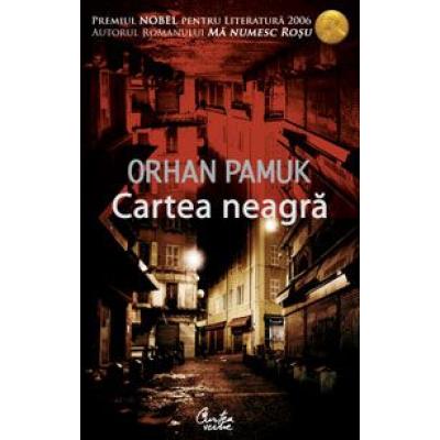 Cartea neagra Pamuk Orhan