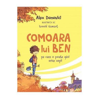 Comoara lui Ben - Alex Donovici