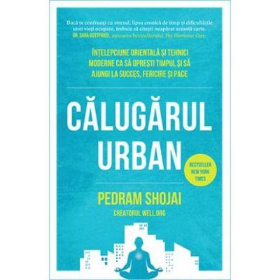 Calugarul urban - Pedram Shojai
