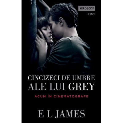 Cincizeci de umbre ale lui Grey -  Autor: E L James