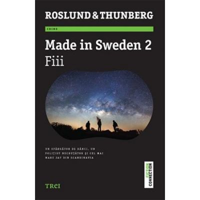 Made in Sweden 2 - Fiii. Autor: Anders Roslund, Stefan Thunberg