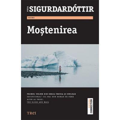 Moștenirea -  Autor: Yrsa Sigurdardóttir