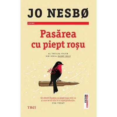 Pasărea cu piept roșu -  Autor: Jo Nesbø