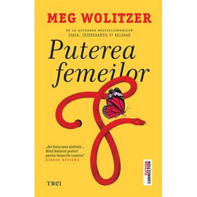 Puterea femeilor -  Autor: Meg Wolitzer