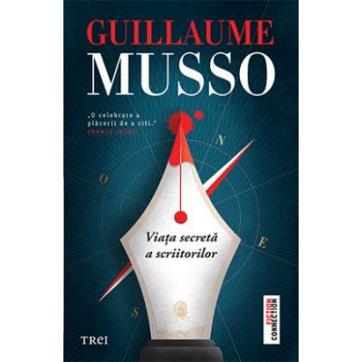 Viața secretă a scriitorilor -  Autor: Guillaume Musso