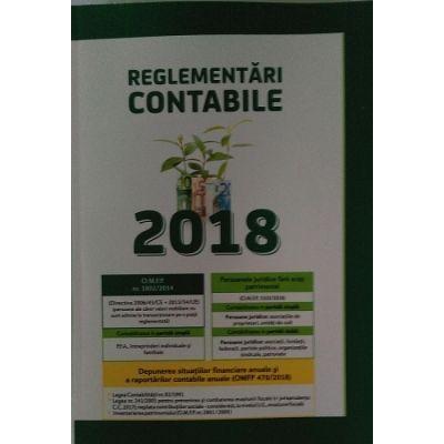 Reglementari Contabile 2018 ( Directiva 34/2013 (O. M. F. P. nr. 1802/2014) – actualizat 2018)