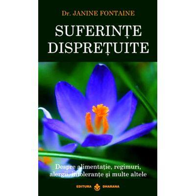 Suferinte dispretuite - Janine Fontaine