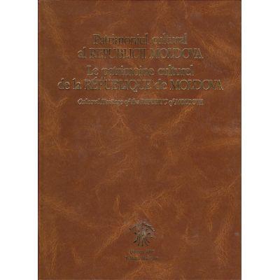 Patrimoniul cultural al Republicii Moldova -Tudor Stavila, Constantin I. Ciobanu