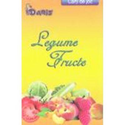 Carti de joc - Legume Fructe